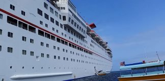 Carnival Inspiration Catallina Ensenada Cruise