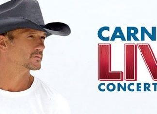 Carnival Live 2017 - Tim McGraw