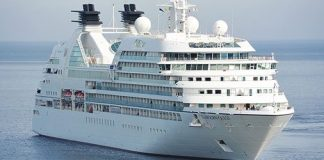 Seabourn Quest Luxury cruise ship
