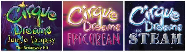 Norwegian Cruise Cirque Dreams Dinner Entertainment