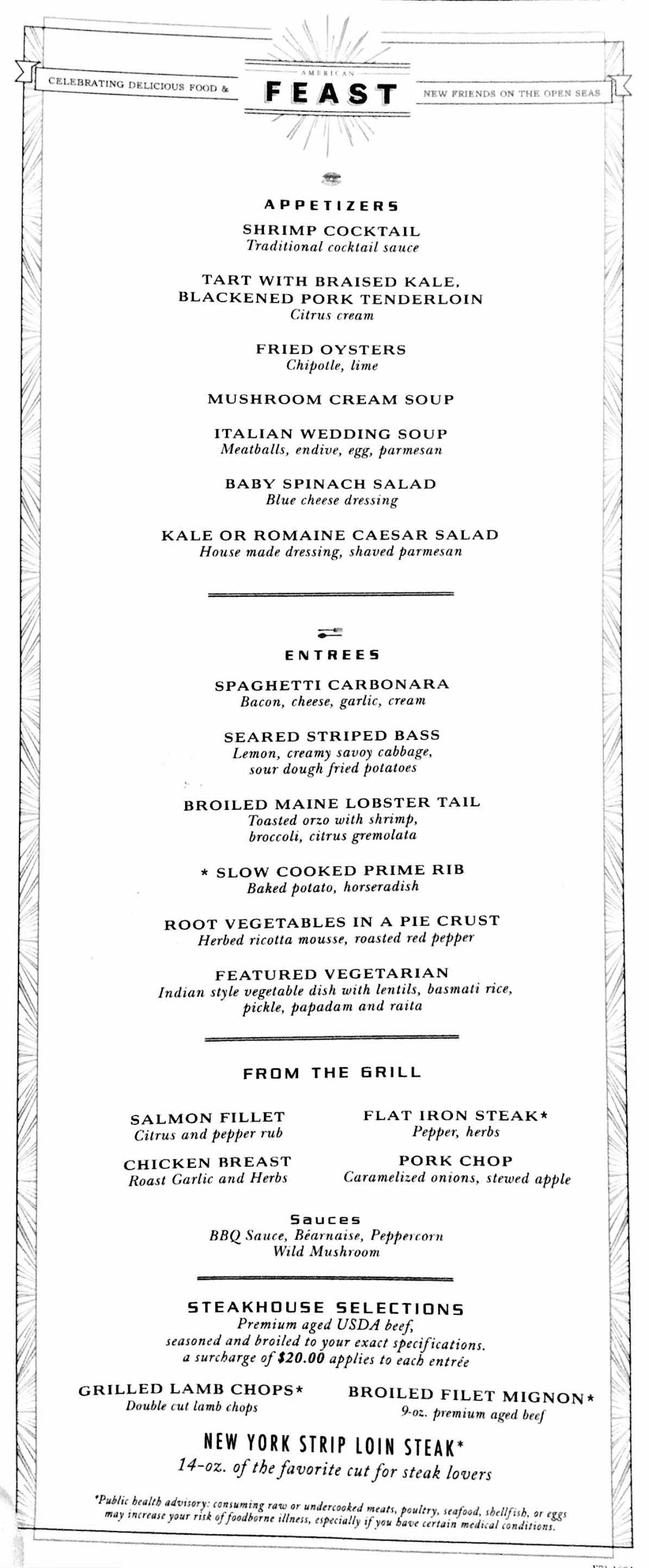 Bacchus Dining Room Night 2