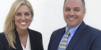 MSC cruises hires Holly Sievers and Brett Draper