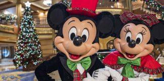 Disney Cruises Mickey and Minnie