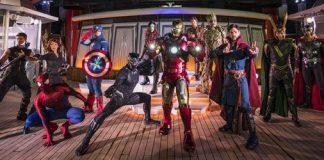 Disney Cruises Marvel and Star Wars