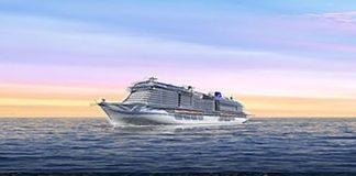 P&O Orders Second Ship