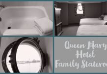 Queen Mary Hotel Cabin Tour