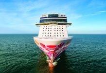 Norwegian Cruise Line Norwegian Joy aerials