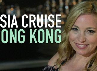 Cruise vlog Diamond Princess Hong Kong