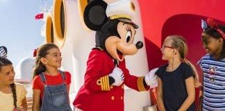 Disney Captain Minnie