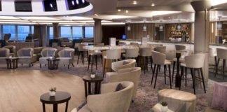 Celebrity Summit Rendezvous Lounge