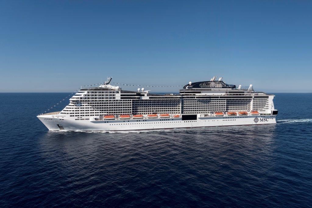 Europe Cruise vlog - MSC Meraviglia