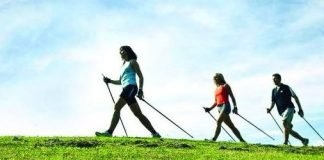 Costa Cruises Nordic Walking Tours
