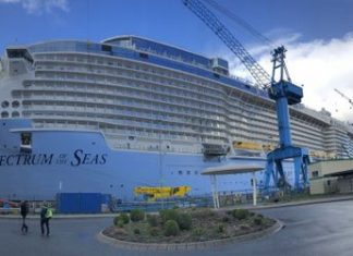Royal Caribbean Spectrum of the Seas