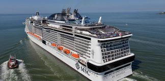 MSC Cruises MSC Meraviglia review