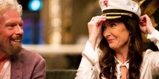 Virgin Captain Wendy Williams