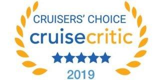 Cruise Critic Cruisers Choice Awards 2019