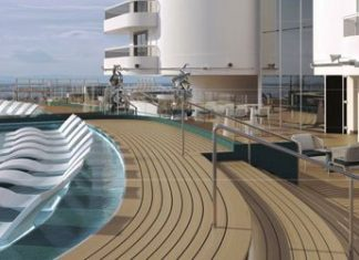 Cruise News MSC Seashore-aft-pool