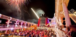 DCL Conde Nast Readers Award Top Large Cruise Line