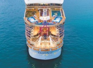 Cruise News Oasis of the seas update