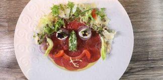acclaimed culinary artist Rudi Sodamin