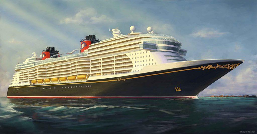 Disney Announces Three New Ships