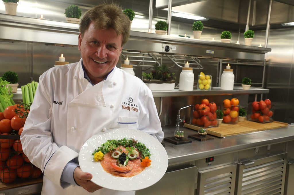 Seafood Restaurant To Debut On Mardi Gras