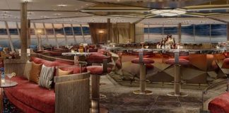 Seabourns New Constellation Lounge