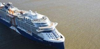 Celebrity Apex Sea Trials