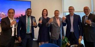 Royal Caribbean Signs Antigua Beach Club