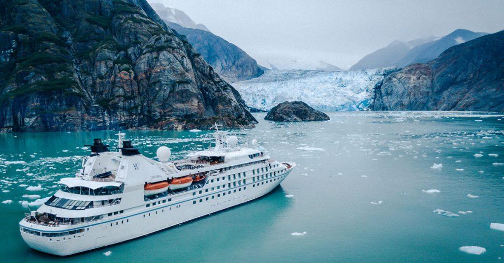 Windstar's small ships explore Southeast Alaska