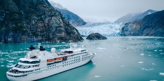 Windstar's small ships explore Southeast Alaska