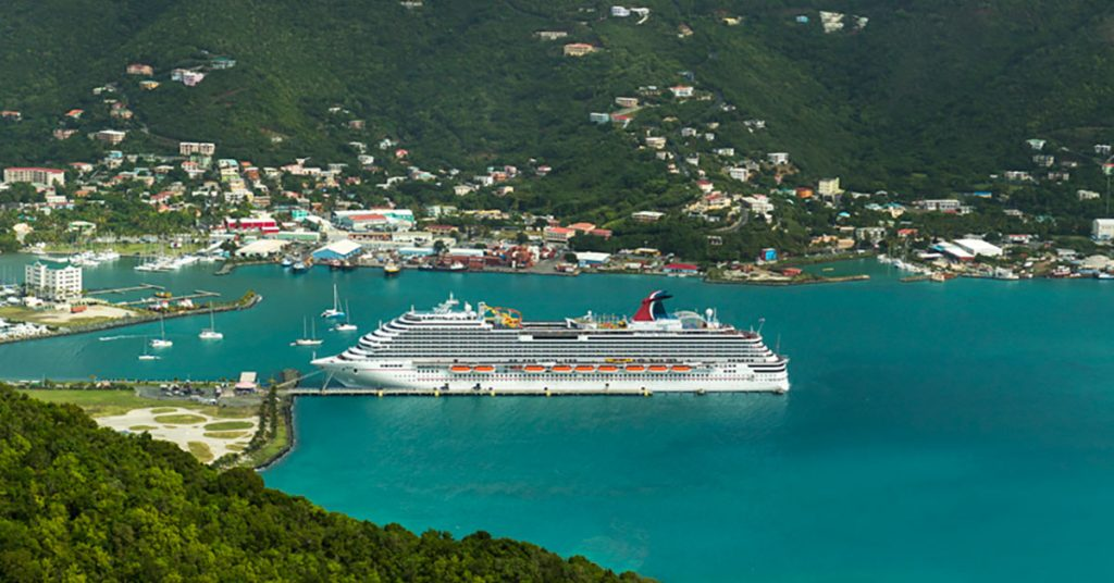 Carnvival Corporation offers ships as temporary hospitals