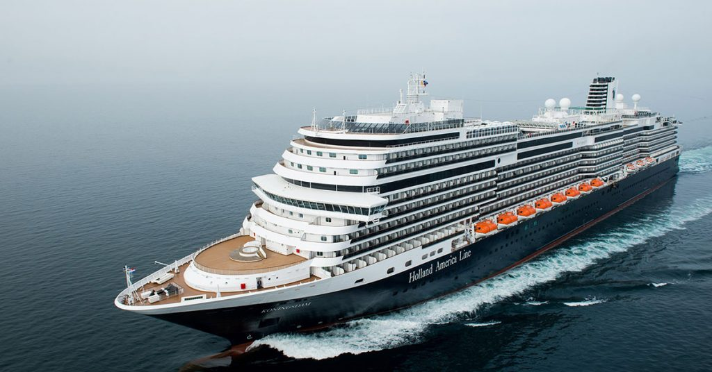 Holland America Pauses ship operations