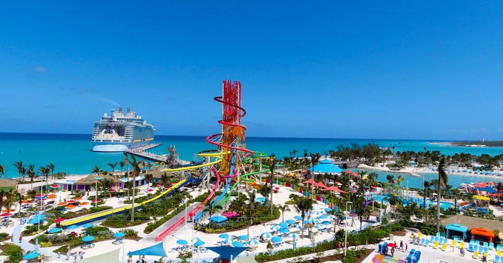 Royal Caribbean Coco Cay