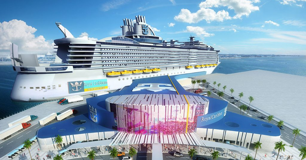 Royal Caribbean Cruise With Confidence Policy