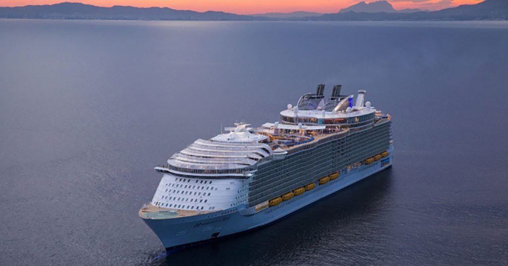 Royal Caribbean Voluntary Suspension of Cruising