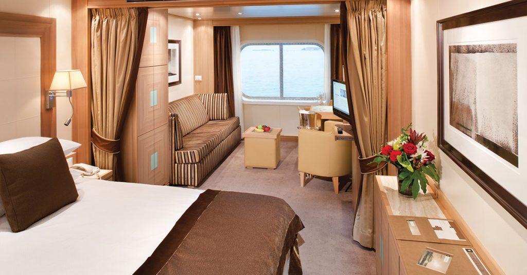 Seabourn Cruises Suite Sale