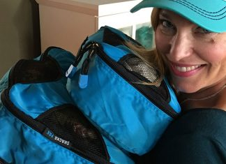Why you need packing cubes for a cruise