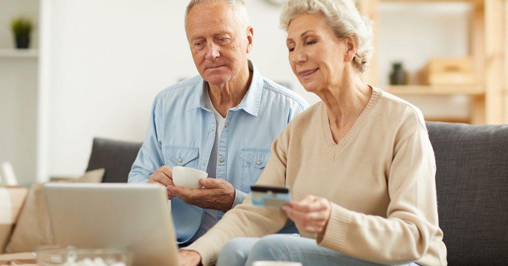 Safe shopping online coronavirus tips