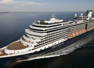 Holland America Line commemorates its 147th