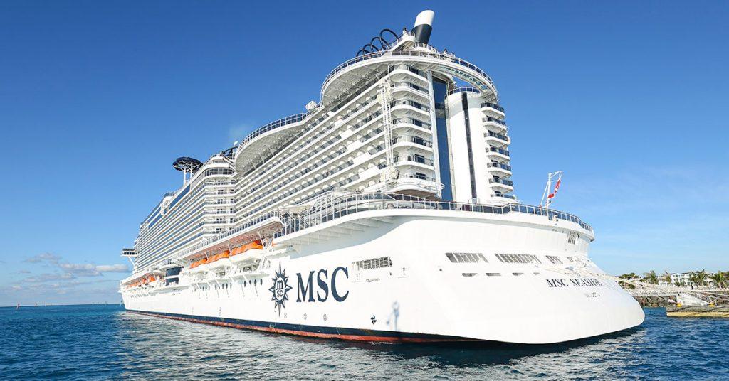 MSC Cruises Profile MSC Seaside