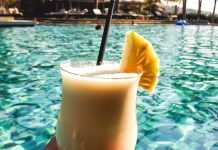 3 Ingredient Skinny Pina Colada