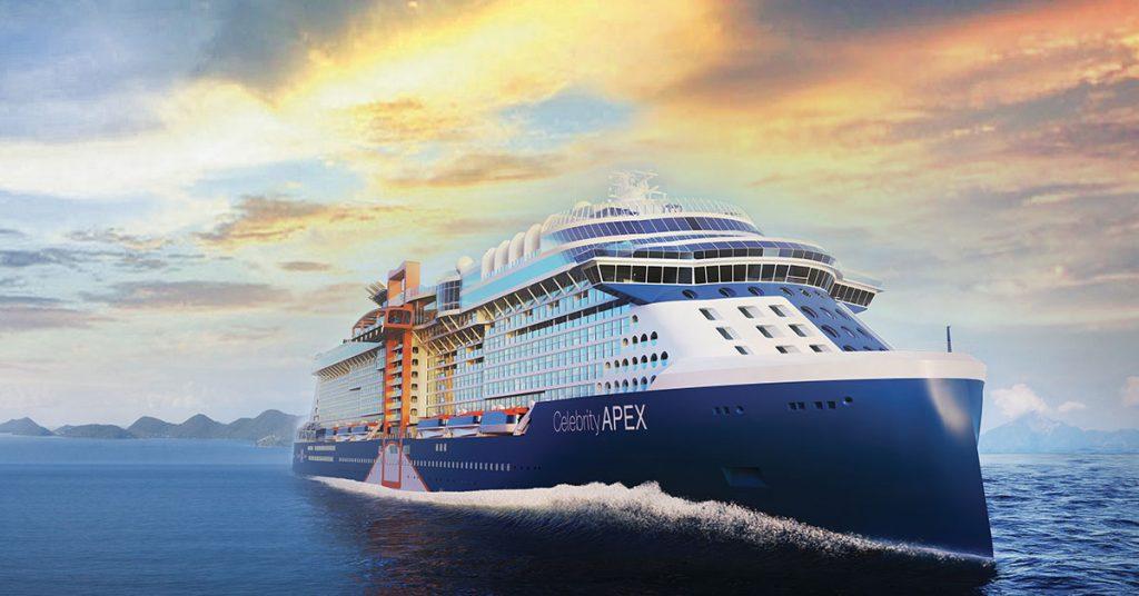 Celebrity Cruises Birthday Apex