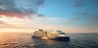 Celebrity Cruises Birthday Apex at Dusk