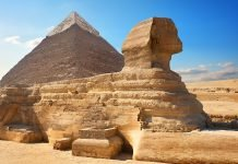 Cruise Destinations - Egypt ancient-Sphinx