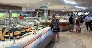 No More cruise Buffets Royal Caribbean