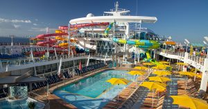 Royal Caribbean cancelation policy announcement