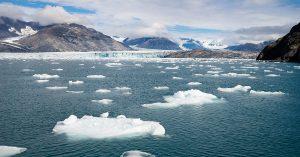 Alaska glacier kenai fjords national park