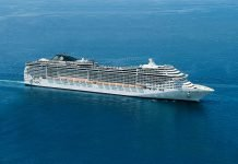 MSC Divina New Homeport Port Canaveral