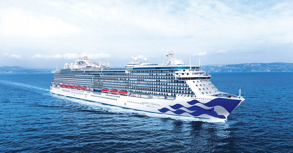 More princess cruises cancellations Majestic Princess